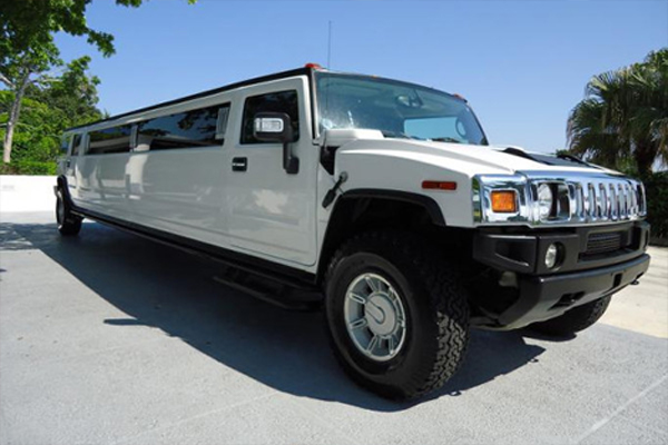 14 Person Hummer Portland Limo Rental