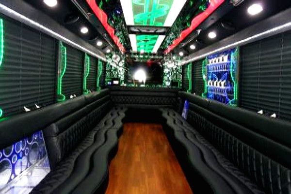 20 Person Party Bus 1 Portland