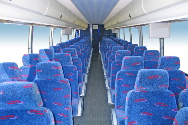 50 Person Charter Bus Rental Portland