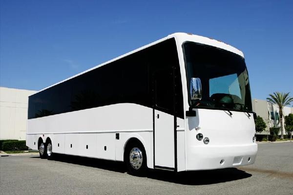 50 Person Charter Bus Service Portland