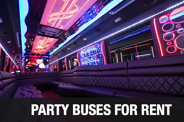 Party Bus Portland