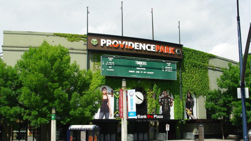 Party Bus Service Portland Providence Park