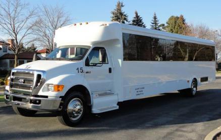 Portland 36 Passenger Shuttle Bus
