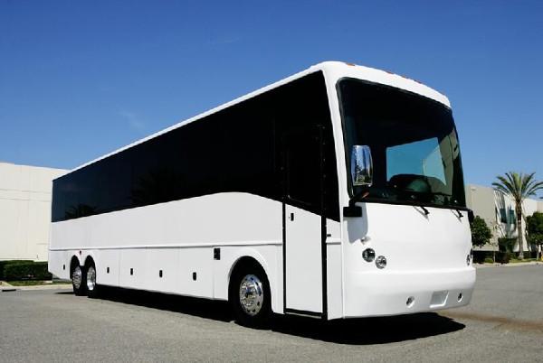 Portland 50 Passenger Charter Bus